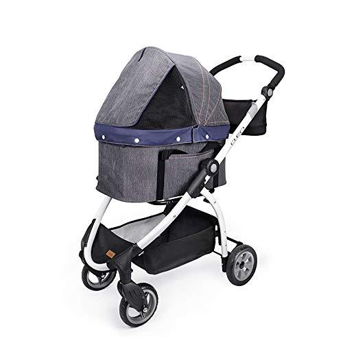 Heavy Duty GYJ Detachable Pet Carrier Stroller