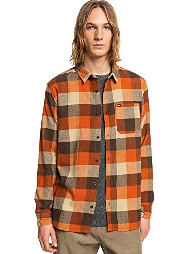 Quiksilver™ Motherfly - Long Sleeve Shirt for Men - Langärmliges Hemd - Männer