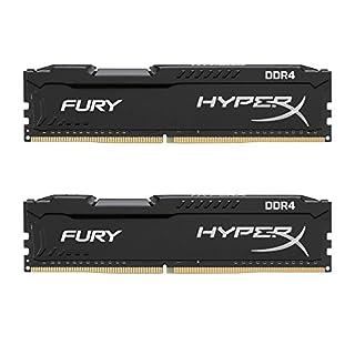 Kingston Technology HyperX Fury White 32GB 2666MHz DDR4 CL16 DIMM Kit of 2 (HX426C16FWK2/32) (B06XKZF9NF) | Amazon price tracker / tracking, Amazon price history charts, Amazon price watches, Amazon price drop alerts