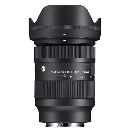 Sigma - Objetivo de 28-70 mm F2.8 DG DN para Sony E