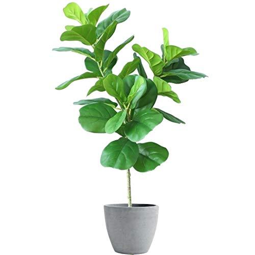 Plantas Artificiales Decorativas Grandes de 122cm - Adornos para Salon Modernos - Planta Artificial...