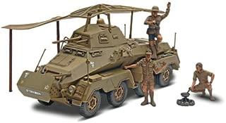 Revell Monogram Panzerspahwagen Sd.Kfz. 232 Plastic Military Land Vehicle Model Building Kits