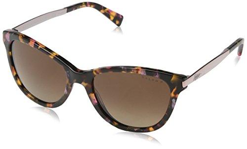 Ralph Lauren RALPH BY 0Ra5201 Gafas de sol, Pink Marble/Pink, 54 para Mujer