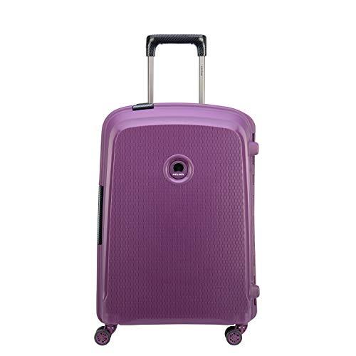 DELSEY Paris Belfort DLX Spinner Handgepäck, violett (Violett) - 402841805-08