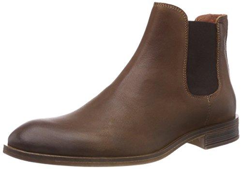 Bianco Herren Bandolero Chelsea Klassische Stiefel, Braun (Medium Brown 220), 45 EU