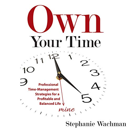 Own Your time audiobook cover art