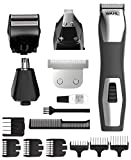 WAHL 79650-1301 Deluxe Chrome Pro Haircutting Kit 25 Piece