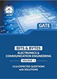 GATE 2021 Practice Booklet 1116 Expected Questions with solutions for Electronics & Communication Engineering Volume 1