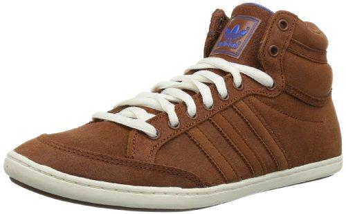 adidas Originals Plimcana Mid-8 D65948, Herren Sneaker, Braun (ST REDWOOD F13/ST REDWOOD F13/WHITE VAPOUR S11),EU 40 2/3 (UK 7