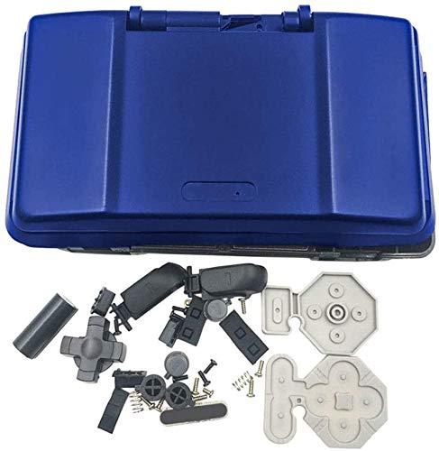 Coque de protection de rechange pour console de jeu Nintendo DS NDS Bleu