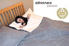 allsaneo Premium Allergiker 100x220 cm