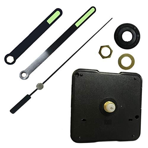 Beerportemonnee 1 set met uurwerk van kwarts om zelf te maken wandklok met uurwerk om zelf een stil uurwerk voor winkel, slaapbedrijf