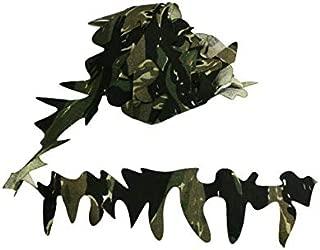 irodori military リーフカットカモテープ Leafy Cut Camo Tape 迷彩テープ (Tiger Stripe タイガーストライプ)