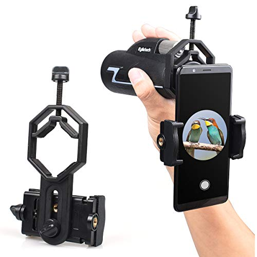 SEEKONE Universal Phone Bracket Mount Adapter Smartphone Holder for...