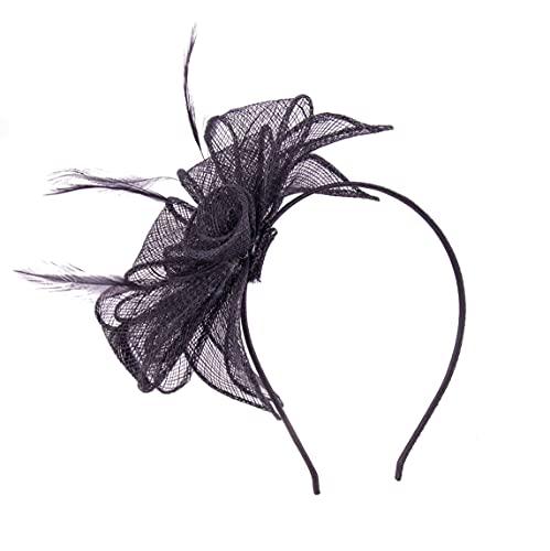Otros cartucho de tinta negra mano de raso con diseño diadema que indica el día de Aliceband casco de obra para disfraz isla japonesa azul Ascot diseño de carrera de traje de neopreno para muj