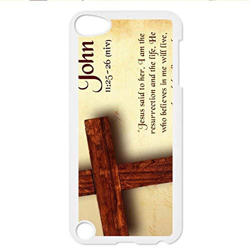 Diseño Bible para Los Hombres Kawaii Caja Dura De La Pc Compatible para Apple iPod Touch 5
