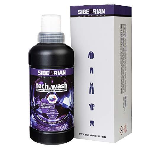 SIBEARIAN TECH WASH Waschmittel für...