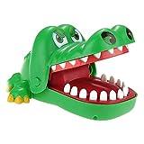 1PC Crocodile Mordere Gioco Finger Giocattoli Divertenti per I Bambini Kid Adulto Carino da Regalo Crocodile Bocca Dentista per Cute Regali di Natale della Bocca del Coccodrillo del Giocattolo