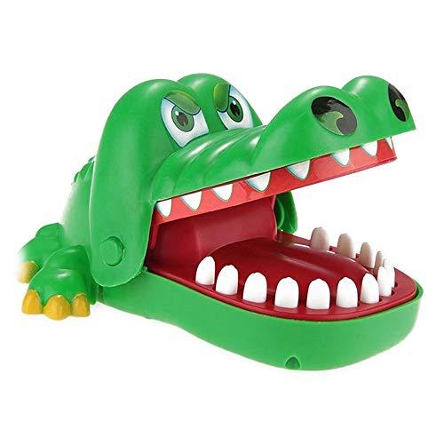 Newin Star Juego Cocodrilo morder Juego Dedo Divertidos Juguetes para niños Kid Adultos Dentista de la Boca de cocodrilo para Adultos de los niños Linda de l