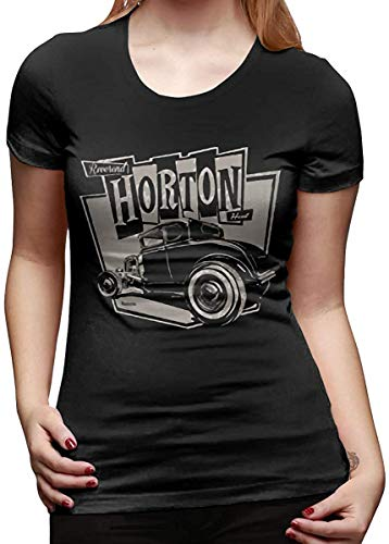 Qhghdgysd Horton Women's T-Shirt,XX-Large Black