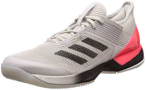 Adidas Adizero Ubersonic 3 W, Zapatillas de Tenis para Mujer, Gris (Gris 000), 36 EU