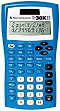 Texas Instruments TI-30X IIS Scientific Calculator, Blue
