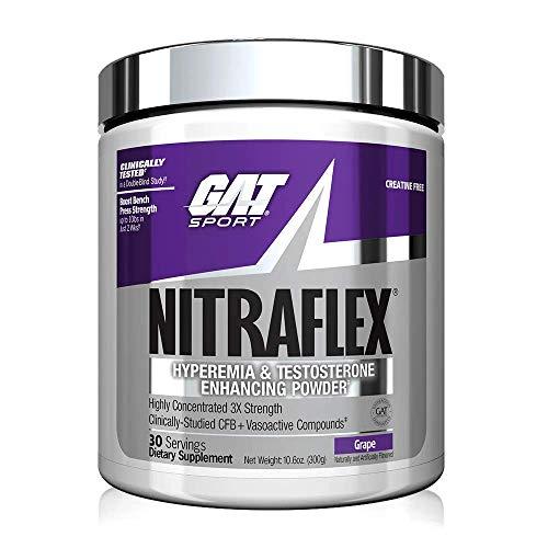 GAT Sport NITRAFLEX Testosterone Enhancing Powder