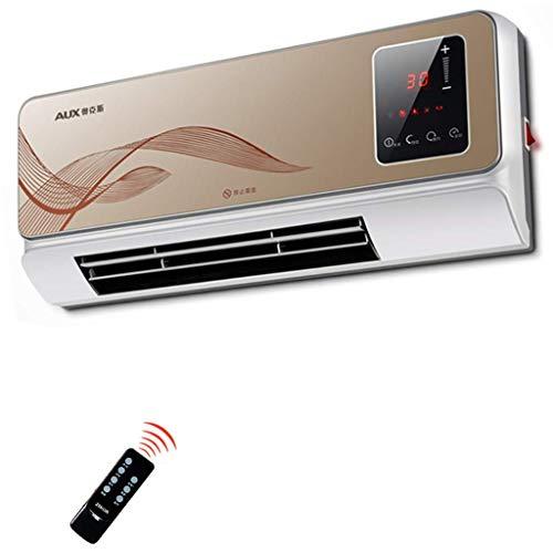 Daxiong Riscaldatore mobilia Parete riscaldatore Elettrico Riscaldamento Elettrico Vento riscaldatore Impermeabile condizionatore Risparmio energetico,A