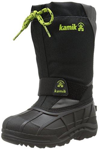 Kamik Reddeer4 Boot (Toddler/Little Kid/Big Kid),Charcoal,9 M US Toddler