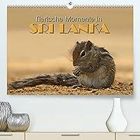 Sri Lanka - Tierische Momente (Premium, hochwertiger DIN A2 Wandkalender 2022, Kunstdruck in Hochglanz): Dieser Kalender gibt einen Einblick in die Tierwelt Sri Lankas (Monatskalender, 14 Seiten )