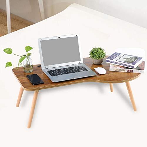 Mesa de luz de Mesa de té de Escritorio de Cama para Dormitorio