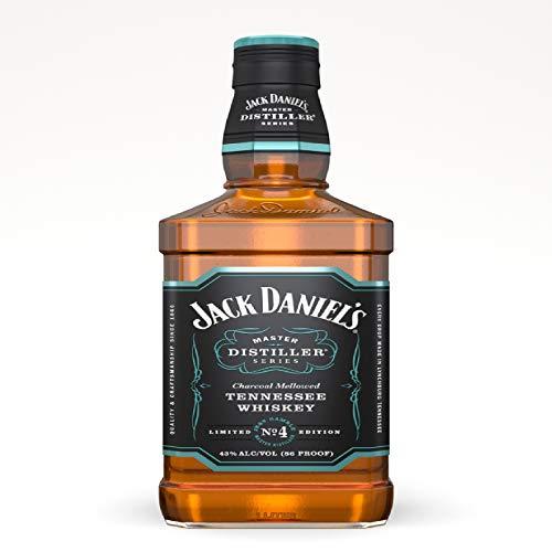 Jack Daniel's Master Distiller Series No. 4 mit Geschenkverpackung Whisky (1 x 0.7 l)