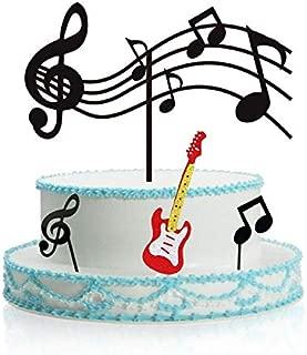 Best rockstar wedding cake topper Reviews