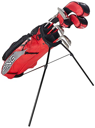 PING Moxie Junior Golf Club Set Ages 8-9, Right Hand