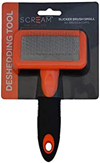 SCREAM Slicker Brush, Loud Orange