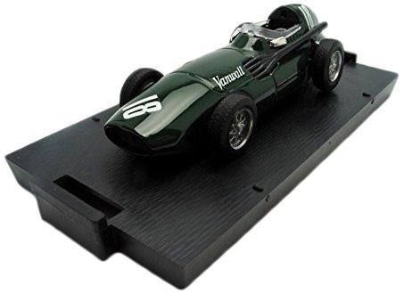 Brumm - R098 - Véhicule Miniature - Modèle À L'échelle - Vanwall F 1 - Winner GP Europa 1957 - Echelle 1/43