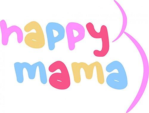 Happy Mama. Damen 2in1 Umstands gerafften Stillkleid Skaterkleid Ärmellos. 808p (Cappuccino) - 7