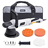 Best Dual Action Polishers - WISETOOL 1200W 6-Inch Buffer Polisher,Dual Action Orbital Car Review