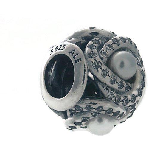Pandora 792105WCP glänzender Liebesknoten