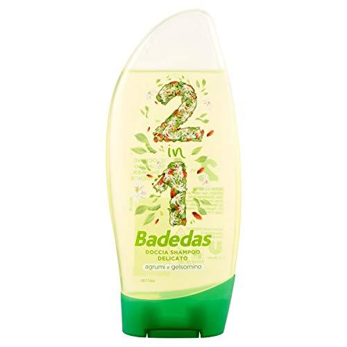 Badedas 2 in 1 Doccia Shampoo, 250 ml
