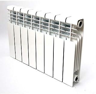 Baxi - Radiador DUBAL - Altura 60cm - 5 Elementos