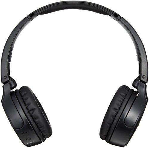 Pioneer SE-MJ553BT-K - Auriculares Tipo botón (con micrófono, límite de eficacia 100dB)