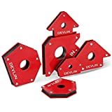 Devlin Arrow & Multiangle Magnetic Clamp Pack of 2 PCS (RED)