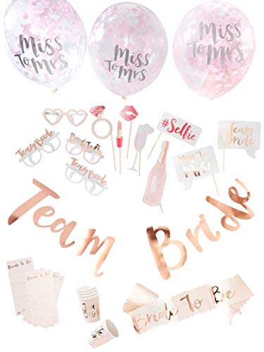 Dream' s Party Accessori Gadget Sposa per Addio al Nubilato - Gadget Idea scherzi Regalo di Matrimonio