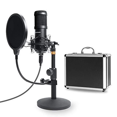 Sudotack USB Streaming Mikrofonset