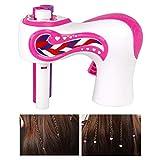 Wosiky Urisgo Automatique Cheveux Braider Curler Twist Braider Machine DIY Tresse Élégante pour Filles Outil Styling Styler