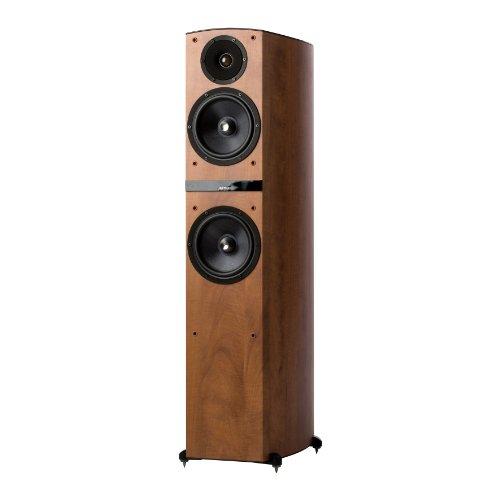 Jamo C 805 - Lautsprecher (40-24000 Hz, Holz, Fußboden-stehende Lautsprecher, 201 x 347 x 877 mm)