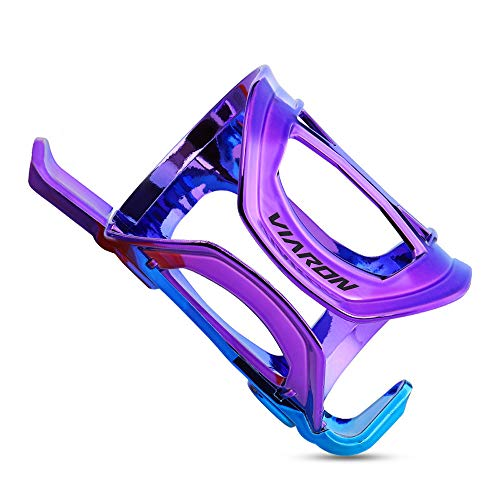 Mountain Bike WearResistant High Strength Water Cup Rack Water Bottle Cages Bicycle Bottle Holder Bike AccessoriesPurple