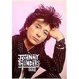 カレンダー 2020 [12 pages 20x30cm] Johnny Thunders Vintage レトロ写真 ポスター 雑誌の表紙