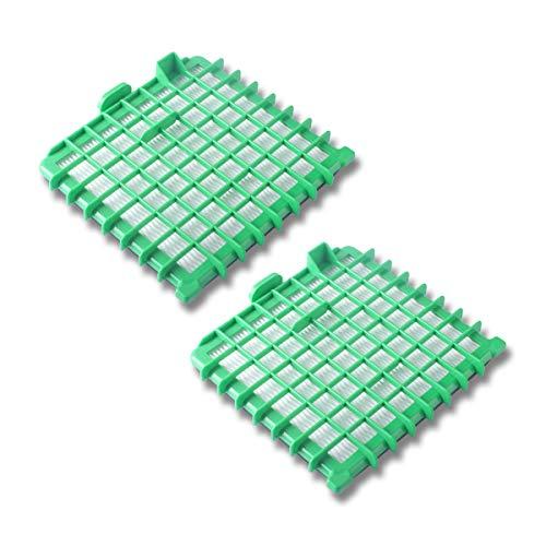 Poweka Lot de 2 ZR002901 Filtres HEPA Remplacement pour Rowenta ZR 002901 Aspirateurs H13 Silence Force filtre